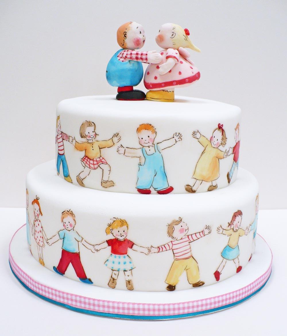Cake Designs For Toddlers Birthdays : Children s cake